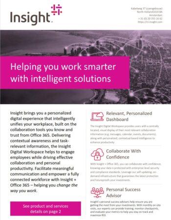 insight solution sheet